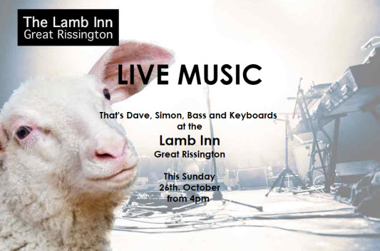 Live Music at the Lamb